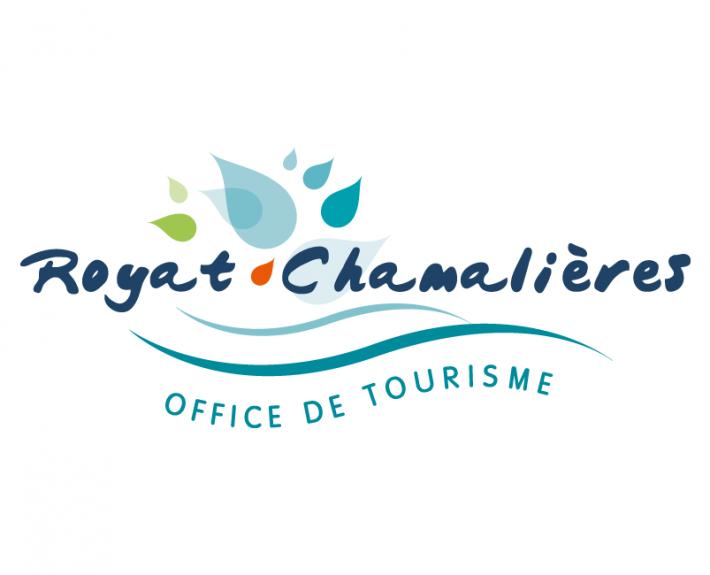 Identit visuelle office de tourisme royat chamali res volcanographics cr ation de site - Mission office de tourisme ...